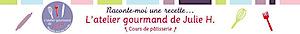 L'atelier Gourmand De Julie H. Raconte-moi Une Recette's Company logo