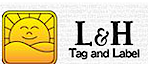 L&H Tag and Label's Company logo