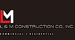 Lm Construction's Company logo