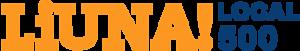 Laborer's Local 500's Company logo