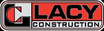 Lacy Construction's Company logo