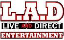 Lad Entertainment's Company logo