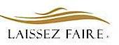 Laissez Faire Hair's Company logo