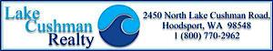 Lake Cushman Realty's Company logo