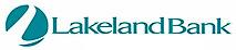 Lakeland Bank's Company logo