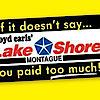 Lakeshore Chrysler Jeep Dodge's Company logo