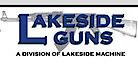 Lakeside Machine's Company logo