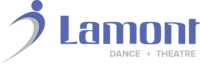 Lamont Dance Theatre's Company logo