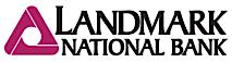 Landmark National Bank's Company logo