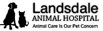 Landsdale Animal Hospital's Company logo