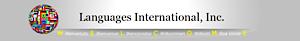 Languages International's Company logo