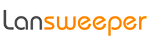 Lansweeper's Company logo