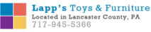 Lapp's Toys & Furniture's Company logo