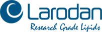 Larodan's Company logo