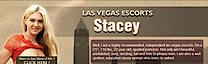 Las Vegas Escorts Stacey's Company logo