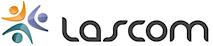 Lascom's Company logo