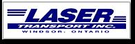 Laser Transport's Company logo