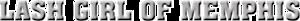 Lashgirlofmemphis's Company logo