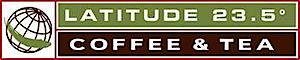 Latitude 23.5 Coffee & Tea's Company logo