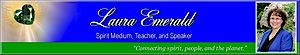 Laura Emerald's Company logo