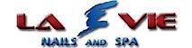 Lavie Nail Salon's Company logo