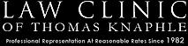 Law Clinic Of Thomas Knaphle's Company logo
