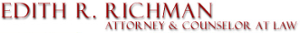 Law Office located in Archer's Company logo