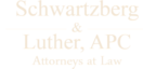 Law Office Of Schwartzberg & Luther, Apc's Company logo