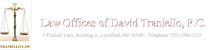 Law Offices Of David Traniello, P.c's Company logo
