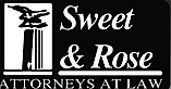 Law Offices of Sweet & Rose's Company logo