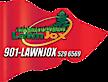 Lawn Jox's Company logo