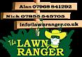 Lawnranger's Company logo