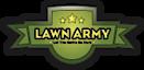 Lawnarmy's Company logo