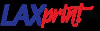 LAXprint's Company logo