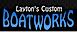Carteret Canvas's Competitor - Laytons Custom Boatworks logo