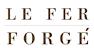 Le Fer Forge Drapery Logo