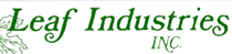 Leaf Industries's Company logo