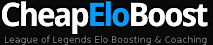 League Of Legends Cheap Elo Boosting's Company logo