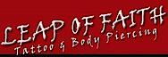 Leap of Faith Tattoo and Body Piercing's Company logo