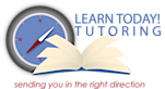 Learn Today Tutoring For New York's Company logo