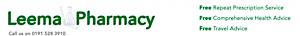 Leema Pharmacy's Company logo