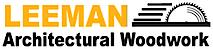 Leeman Architectural Woodwork's Company logo