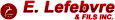Scion President's Competitor - Lefebvre Et Fils logo
