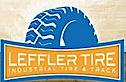 Leffler Industrial Tire & Rubber Track's Company logo