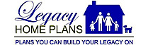 Legacy Home Plans By Steve Vatter's Company logo