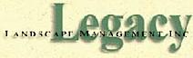 Legacy Landscape's Company logo