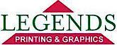 Legends Printing's Company logo