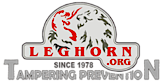 Leghorn's Company logo