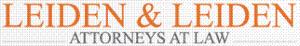 Leiden and Leiden's Company logo