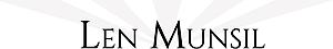Len Munsil's Company logo